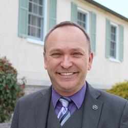 Michael Burbine promoted to SCC professor