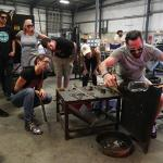 """SCC Glass Art Instructor Rosenberg to Appear on Netflix Reality Show """"Blown Away"""""""