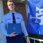 SCC student appointed to Air Force Academy