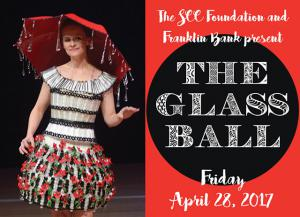The Glass Ball set to shine at SCC on April 28