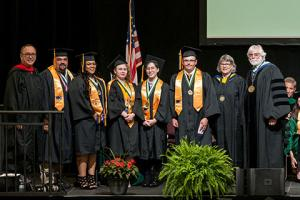 SCC Honors 2019 Faculty Medallion Recipients