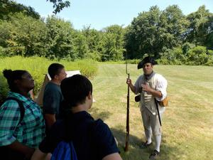 """SCC Bookmobile living history program to feature """"The Revolutionary War in Salem County"""""""